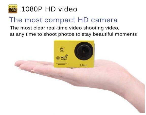 action camera aliexpress