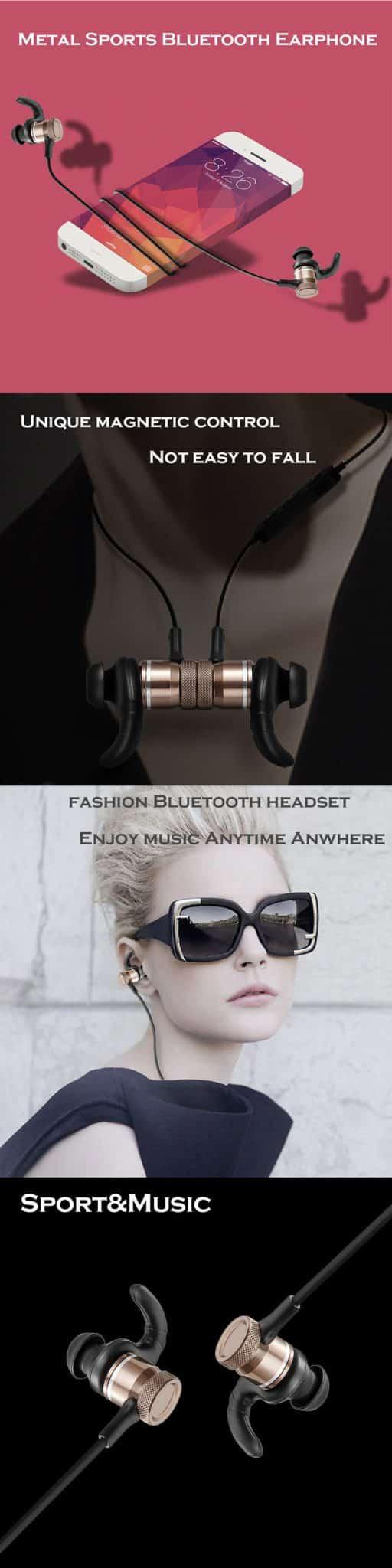 sports earphone