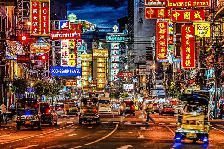 bkk chinatown shopping