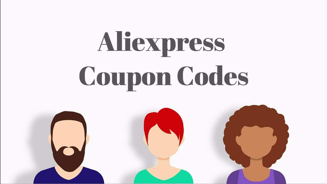 Aliexpress coupon code 2018