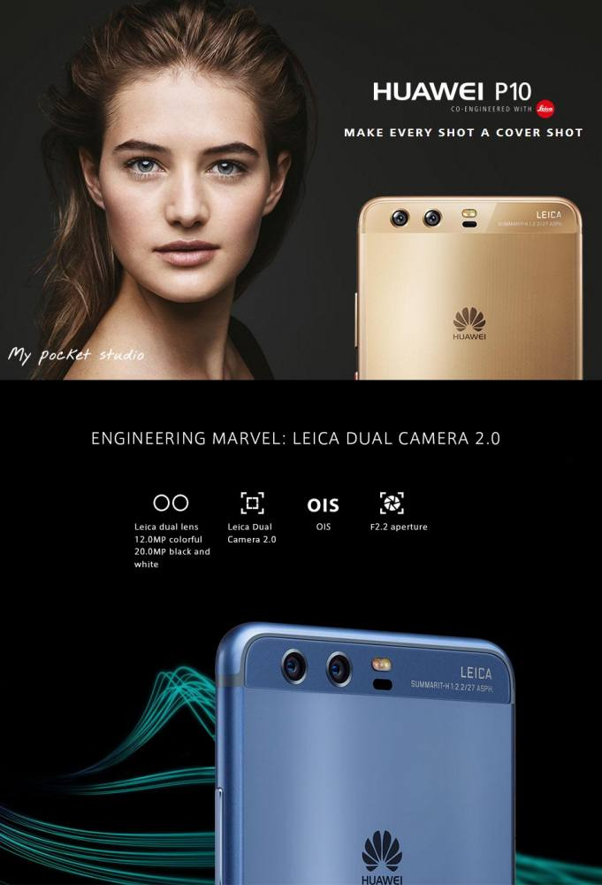 huawei p10 china price