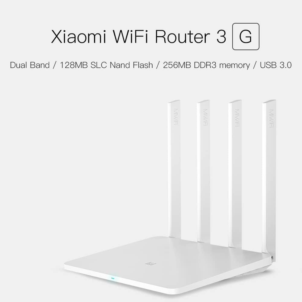 xiaomi router 3
