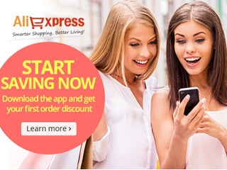 aliexpress mobile app discount