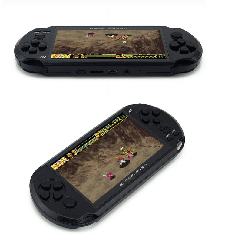 cheapest handheld game console
