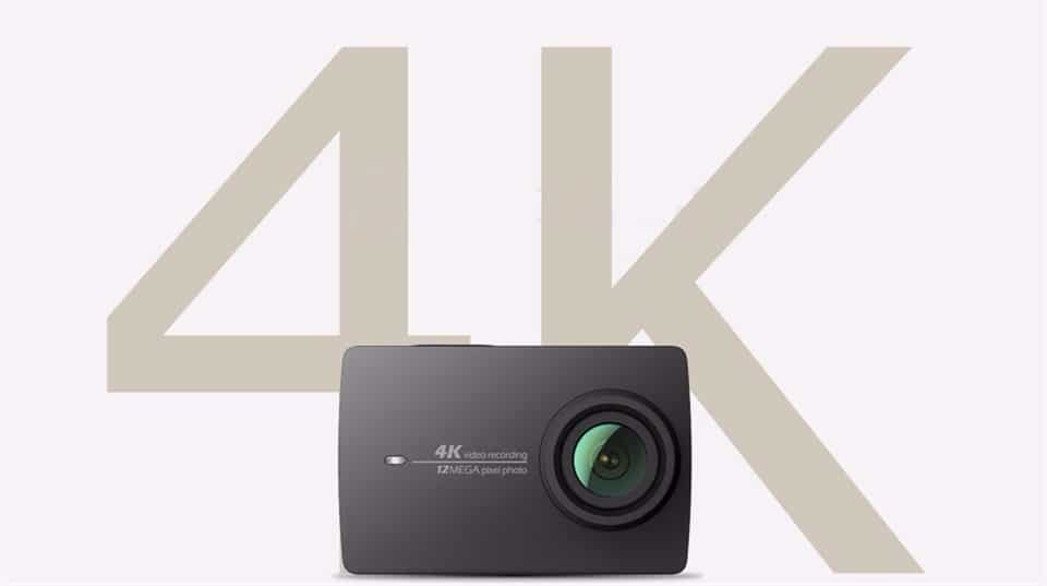 4k xiaoyi action camera aliexpress