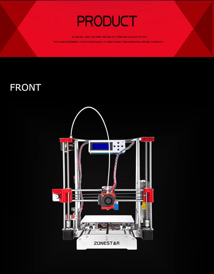 best 3d printer china