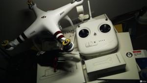 full set dji drone