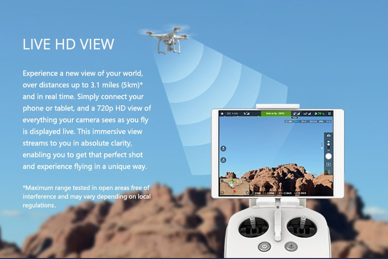easy to use drone