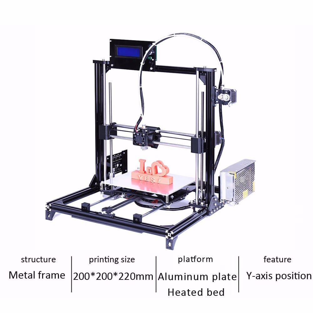 fl sun aliexpress great chinese 3d printer