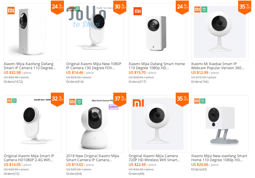 best chinese home security cameras