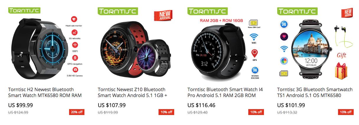 Fake Apple Watch Series 5 just $68 | Top Aliexpress