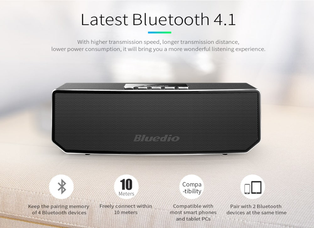 Top 5 Chinese Bluetooth Speakers 2018 Under 50 Top