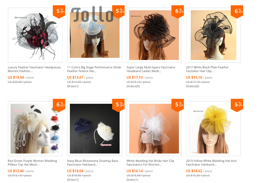 Cheap Church Hats at Clearance Prices  03147bff32b