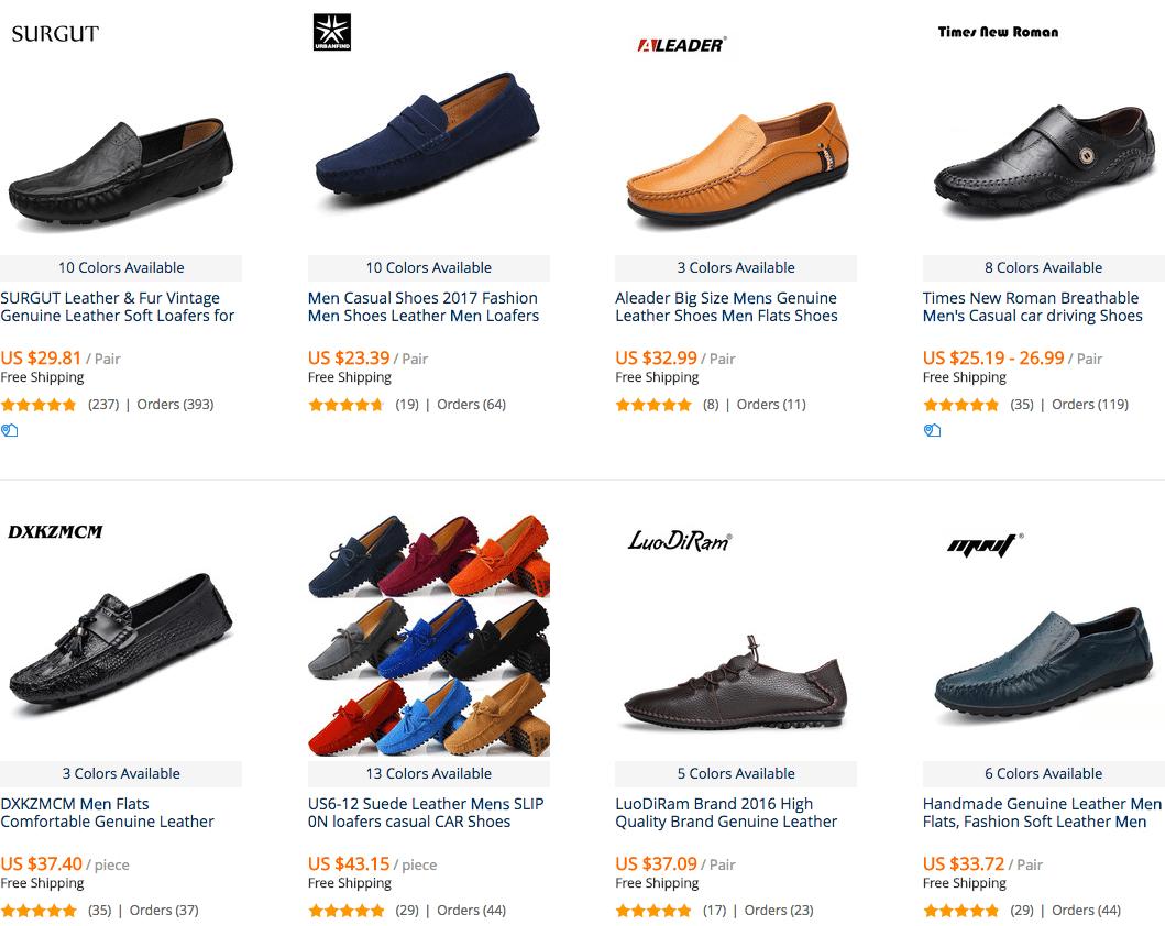 men designer shoes aliexpress