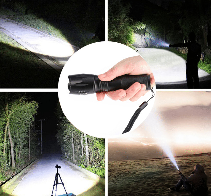 best brightest flashlight