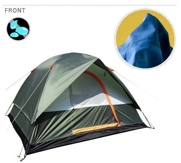 camping tent for 3