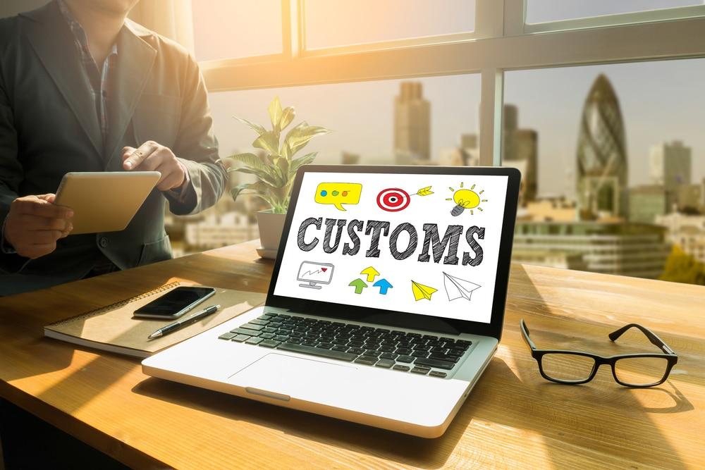 custom tax india