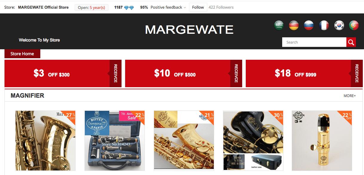 best saxophone aliexpress