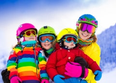 Top 5 Best SKI Goggles for KIDs this 2018
