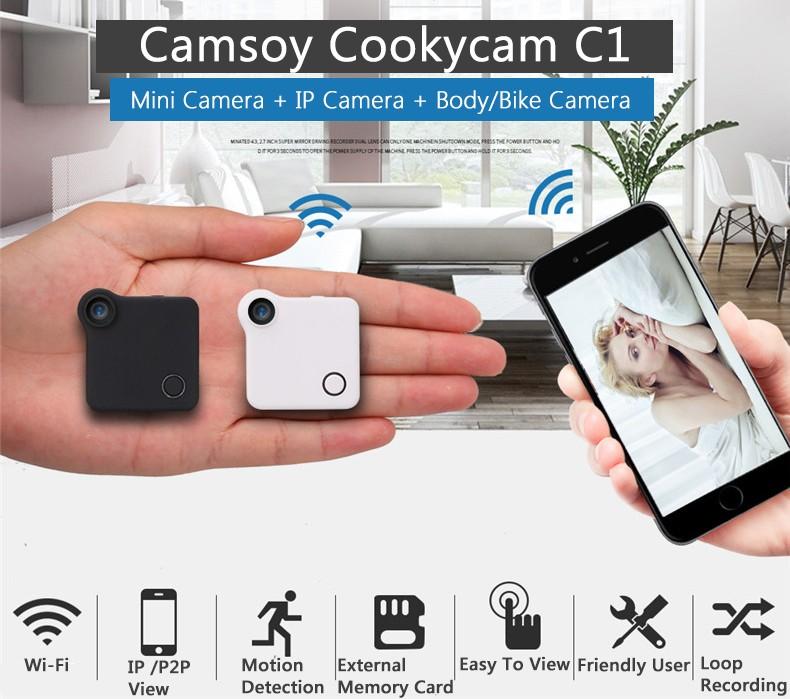 c1 spy mini camera
