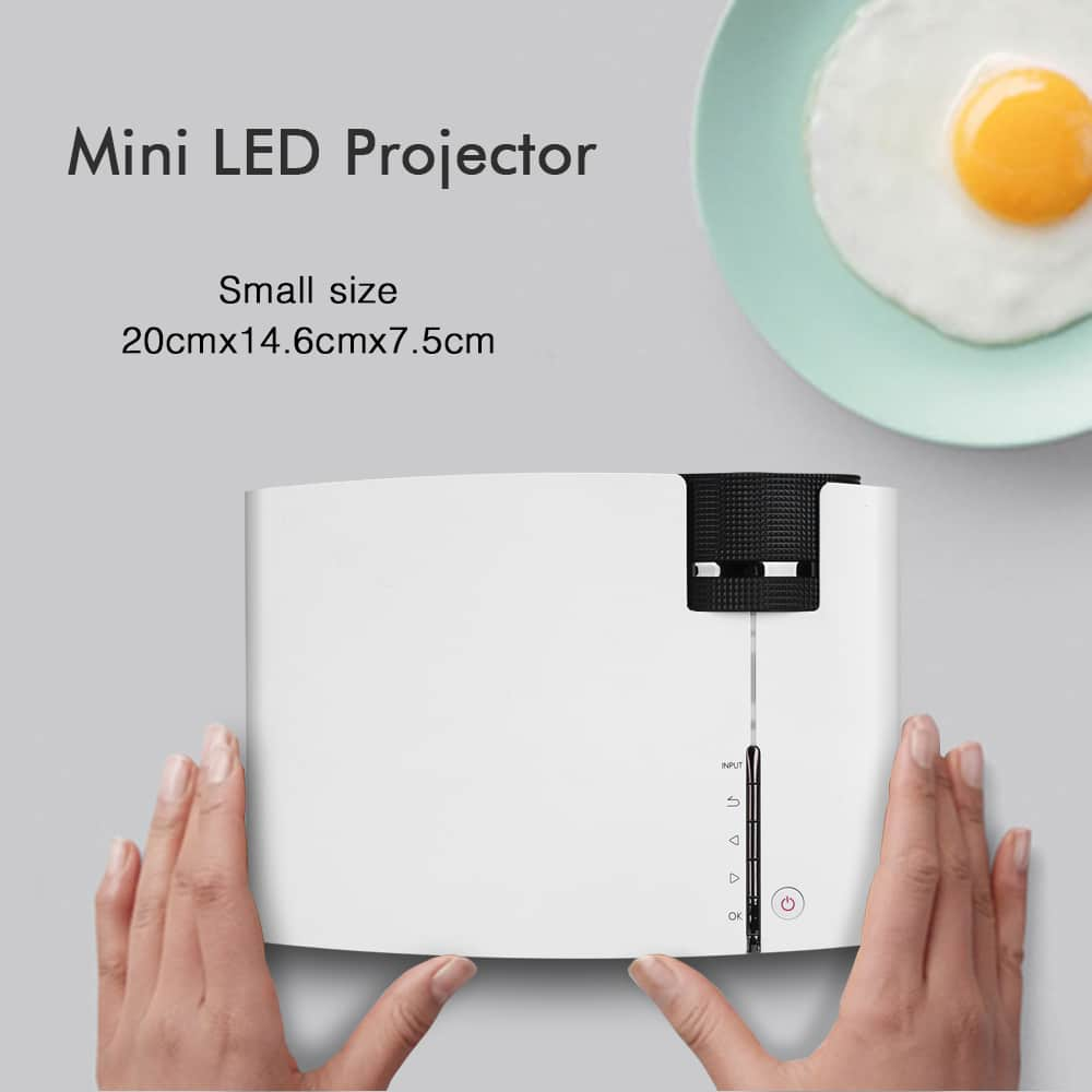 mini size projector