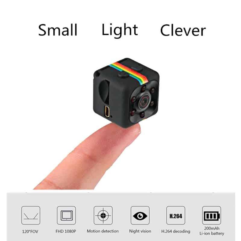 sq11 spy camera wireless