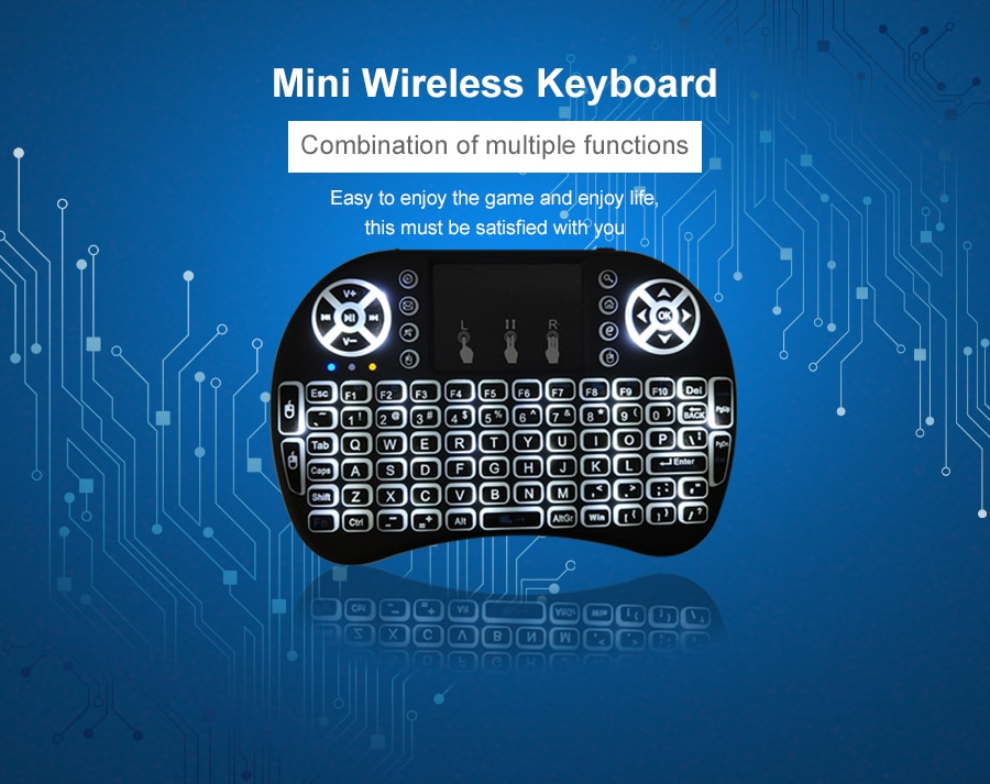wireless keyboard FOR HOME THEATRE