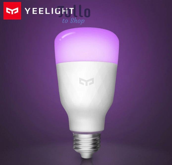 smart xiaomi bulb