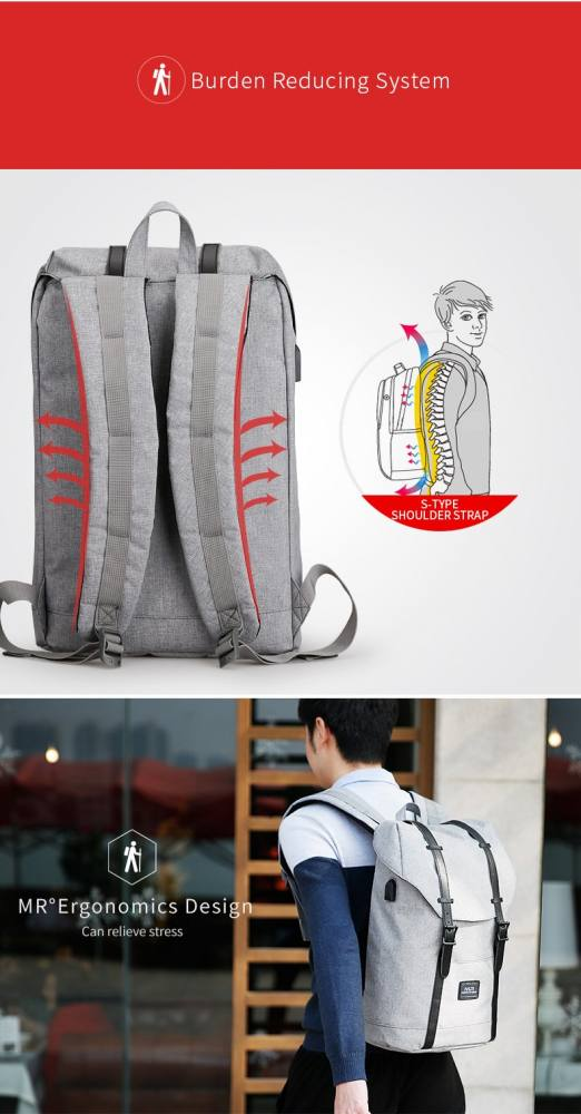 bag for men who have everything