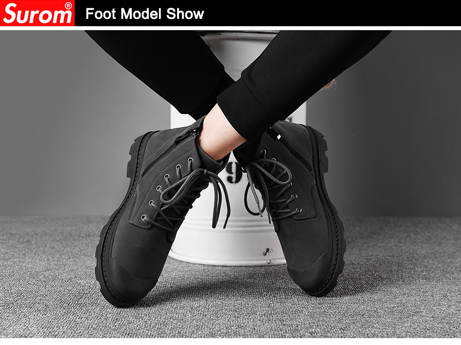 boot for men with everything