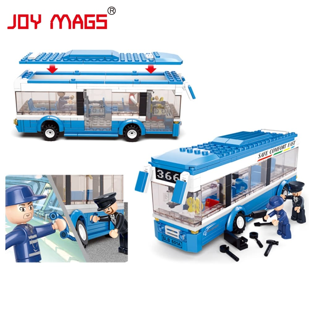 toy kids bus building block aliexpress