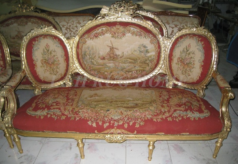 antique sofa set on aliexpress