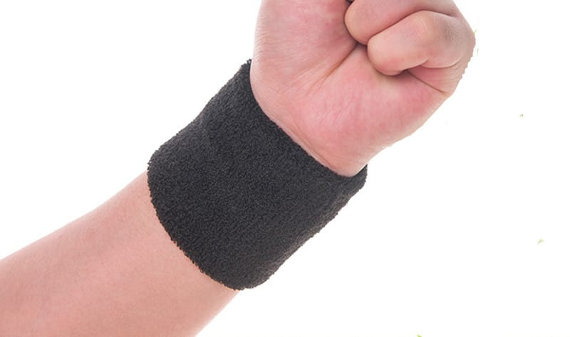 wristband for sports
