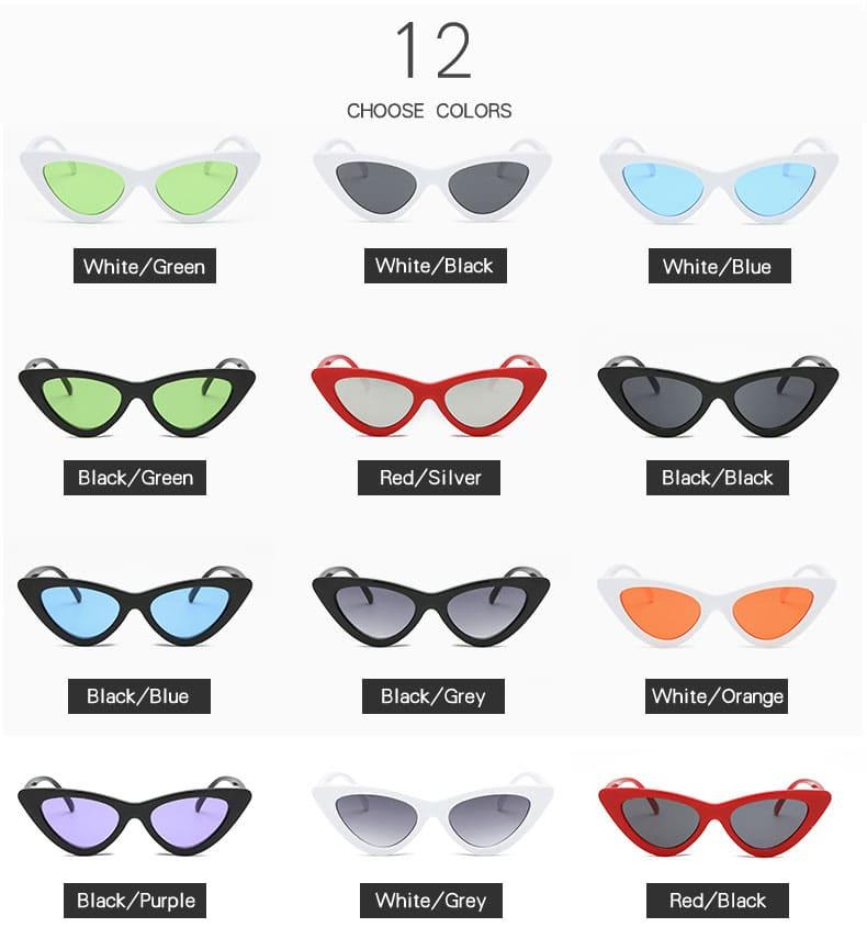 cat eye sunglass wholesale
