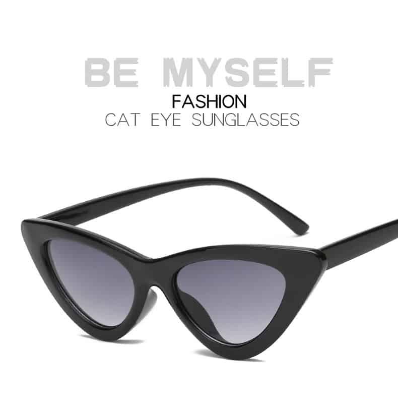 cat eye sunglass