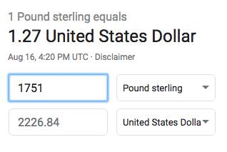 google exchange