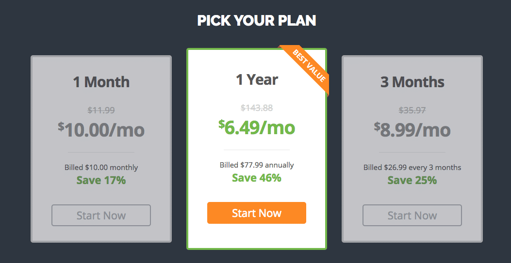 vpn best pricing