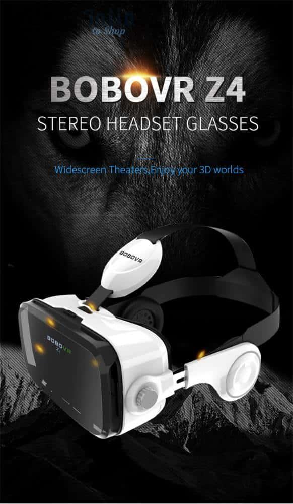 vr headset for gamer