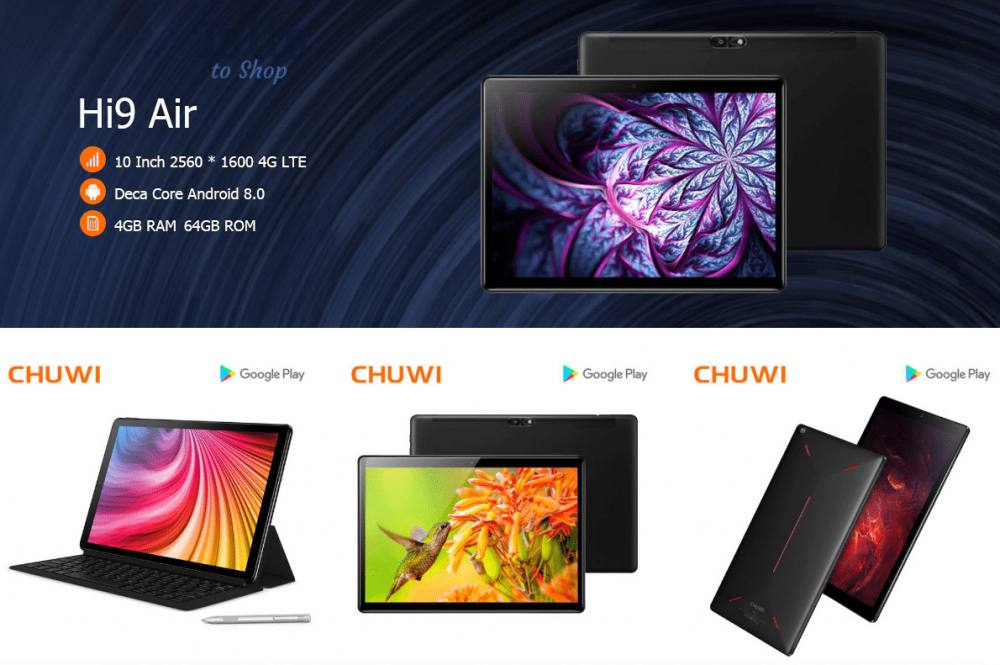 chuwi tablet store aliexpress