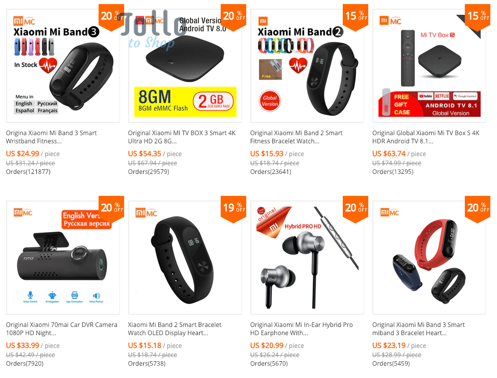 cheap xiaomi products china