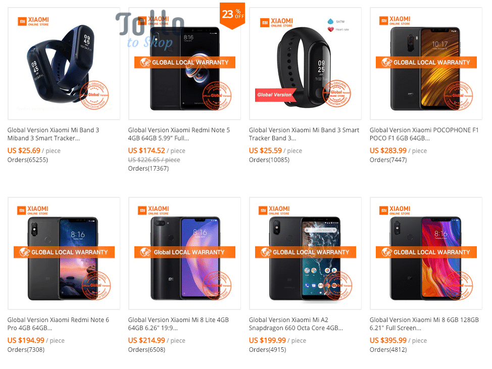 xiaomi online store review