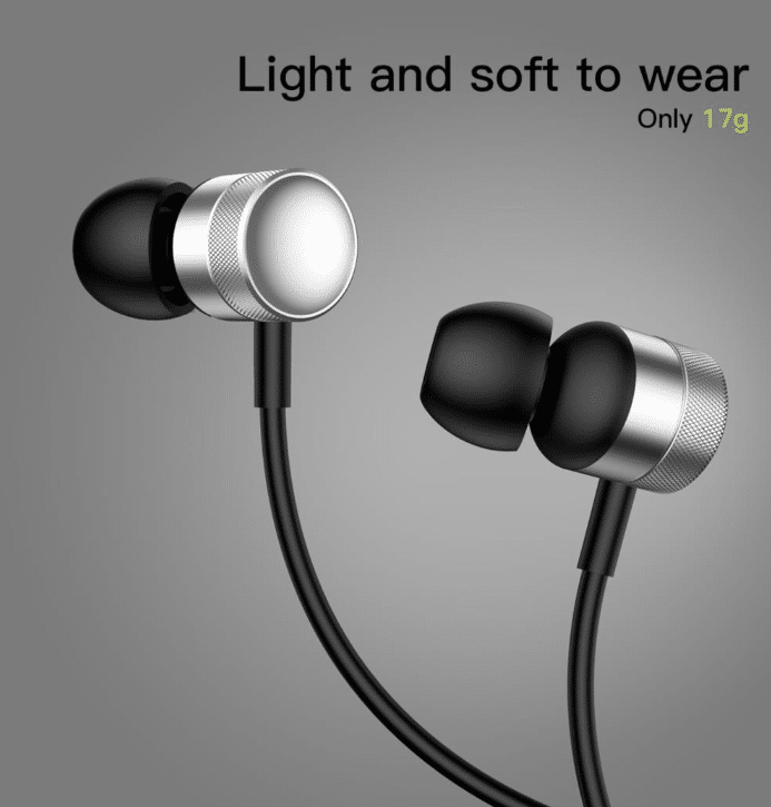 sweat proof earphone