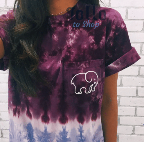 simple girl tshirt