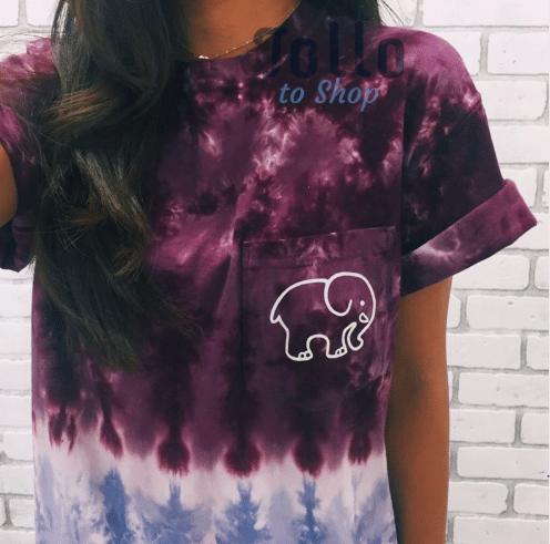 simple girl tshirt