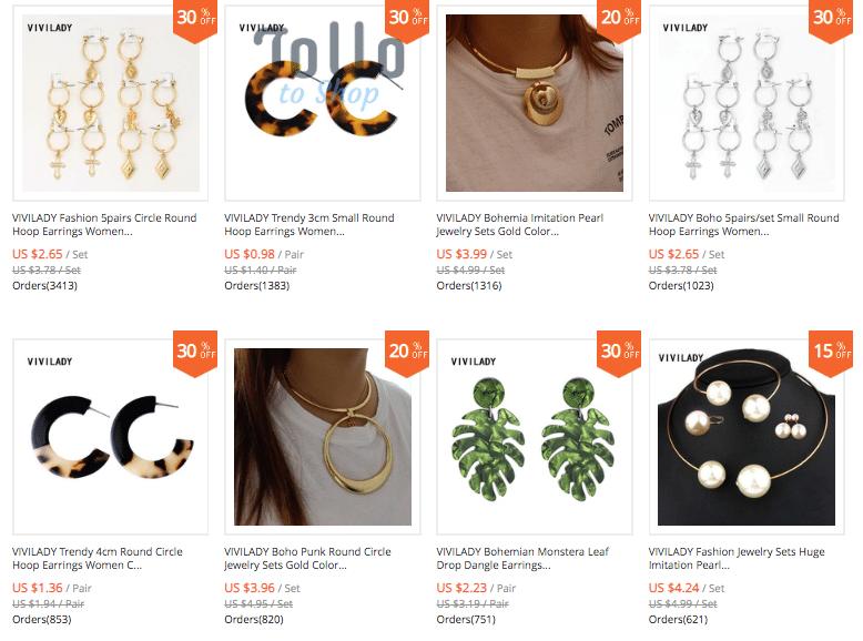 fashionable jewelry china