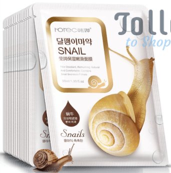 korean snail mask aliexpress