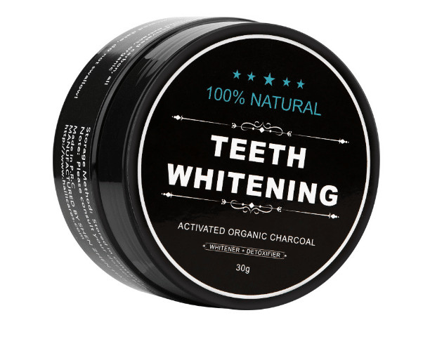 Teeth Whitening Set Bamboo Charcoal Toothpaste