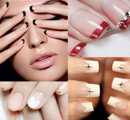 Packs Nails Sticker Nail Art Decals