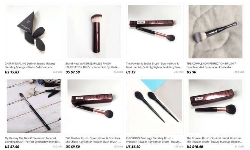 designer makeup brands aliexpress