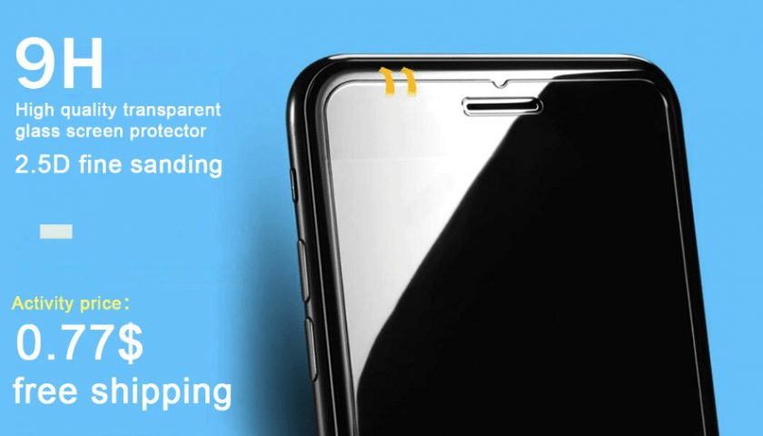 Best Tempered Glass Screen Protector on Aliexpress